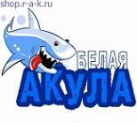 Логотип компании Зоомагазин Белая акула