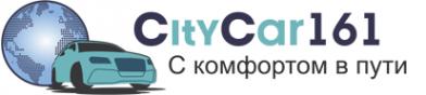 Логотип компании CityCar161 - междугороднее такси