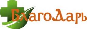 Логотип компании Интернет-магазин медтехники «Благодарь»