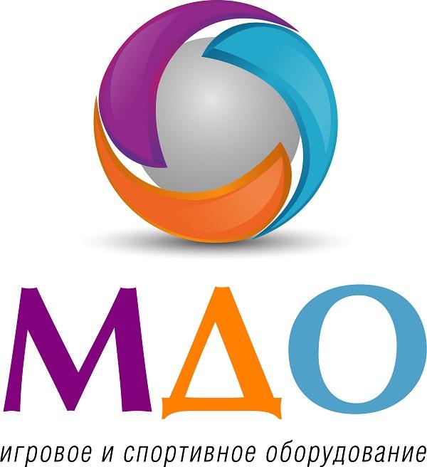 Логотип компании Мир Детского Оборудования