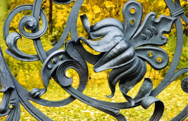 Логотип компании Кузнечные краски